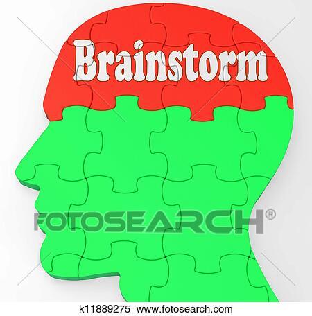 brainstorm clipart - photo #37