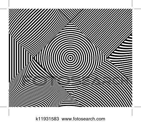 剪贴画 - 摘要, 几何学