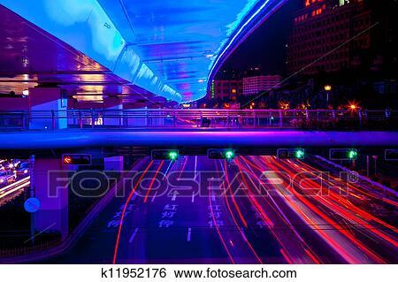 Luce verde autostrade