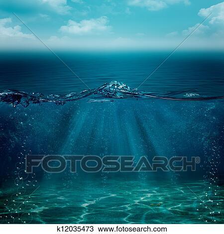 Archivio fotografico astratto subacqueo sfondi per for Cerca per foto