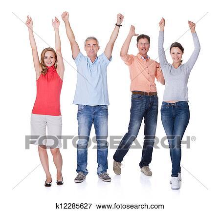 Свои люди поднимите руки