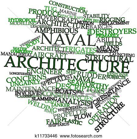 Stock Illustration Of Naval Architecture K11733446
