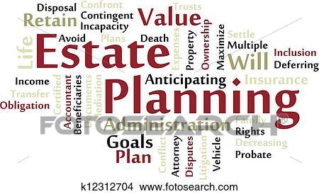 Plan Clipart Clipart Estate Planning
