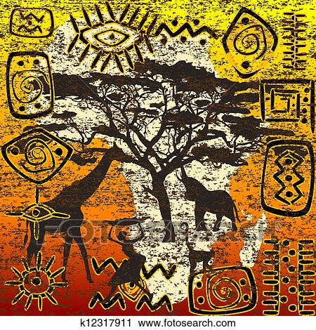 African Art Symbols Images Free Download African Symbols All