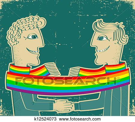 Symbol der Lesben und Schwulen : Eine kleine Geschichte