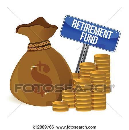 Free Clip Art Retirement Savings for Businesses