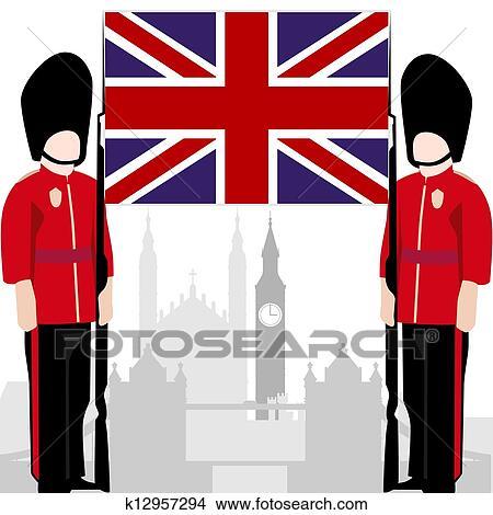 British army flag Clip Art Illustrations. 45 british army flag ...