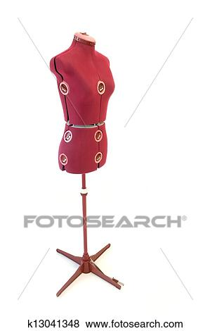 Pictures of Old dressmaker dummy k13041348 - Search Stock Photos ...