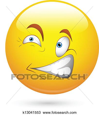 Scary Face Clipart Clipart Scared Smiley Face