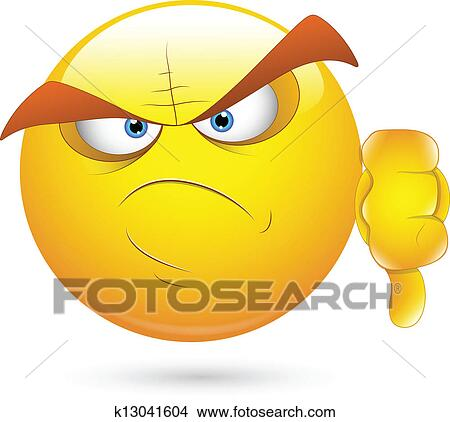 Scary Face Clipart Clipart Scary Face Loser