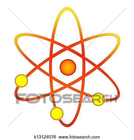 Model of Nitrogen Atom Generic Atomic Planetary Model