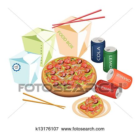 Take Out Food Clip Art Clip Art Delivery Food For