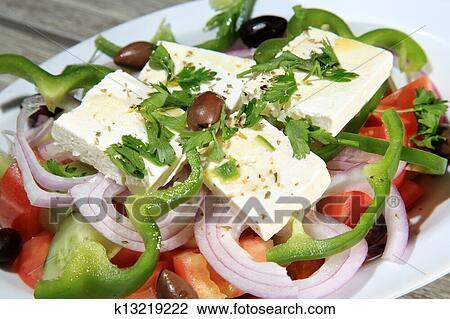 Салат греческий самый вкусный фото