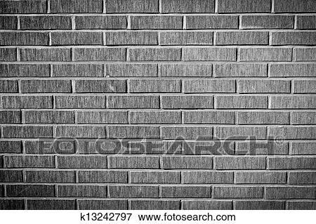 banque d 39 illustrations grunge mur brique texture noir blanc version k13242797 recherche. Black Bedroom Furniture Sets. Home Design Ideas