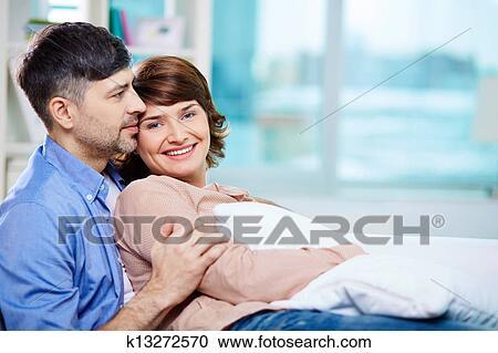 免版税(rf)类图片 - 休息, 在家图片