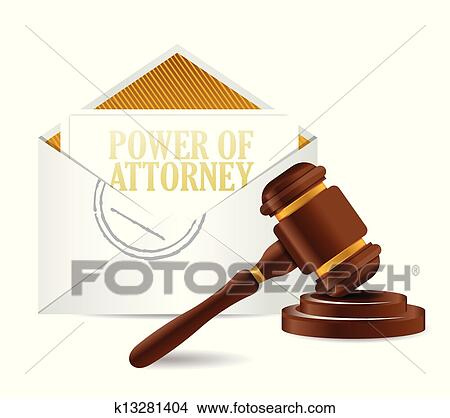 Power Of Attorney Clipart