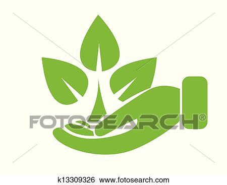 剪贴画 - 环境保护图片