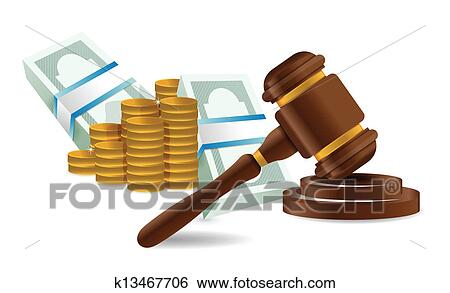 Legal Representation Clip Art