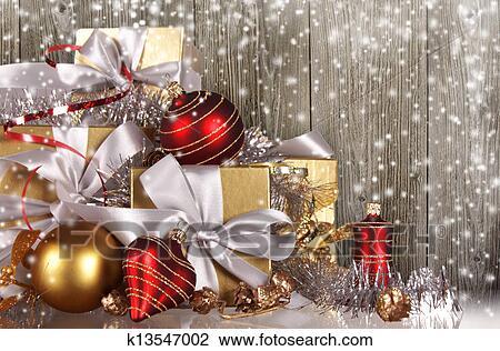 Stock foto weihnachten hintergrund k13547002 suche for Foto hintergrund weihnachten