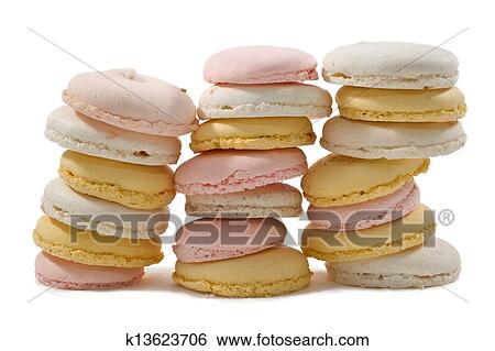 Stock image colorated waffles for macarons fotosearch search