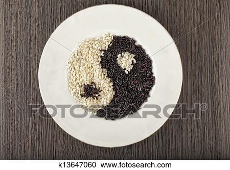 Торт инь и янь фото
