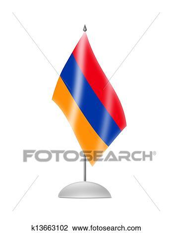Рисунки армянского флага