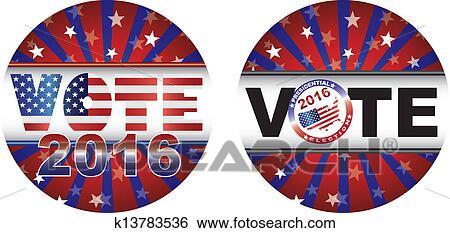 Presidential Campaign Clip Art