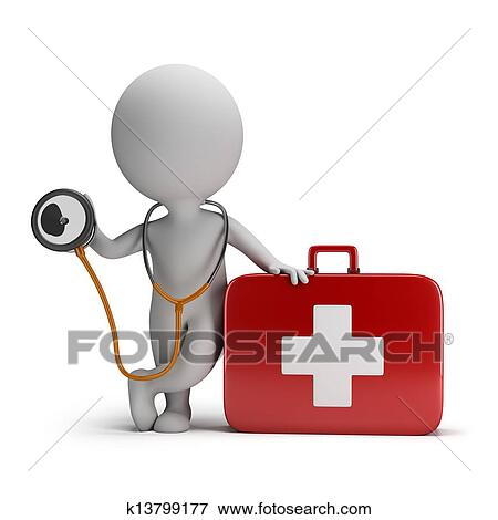 Clipart of medical care, doctor`s mirror, mustache, medical gown ...