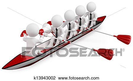 Team Rowing Clipart Rowing Team