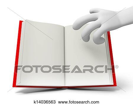 手绘图 - 书