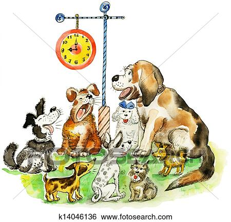 Barking Dogs  Hrs