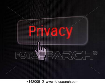 Privacy and Security Clip Art