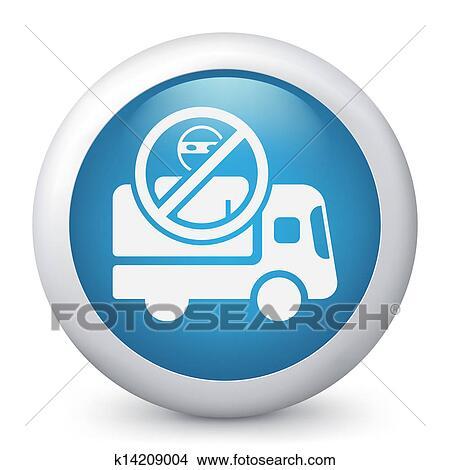 剪贴画 - 安全, 运输,
