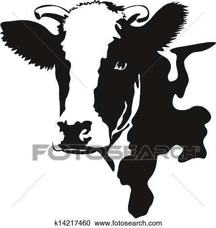 Dairy cow Clipart and Illustration. 4,618 dairy cow clip art ...