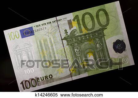 图片银行 - 一百欧元图片