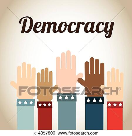 Direct democracy logo