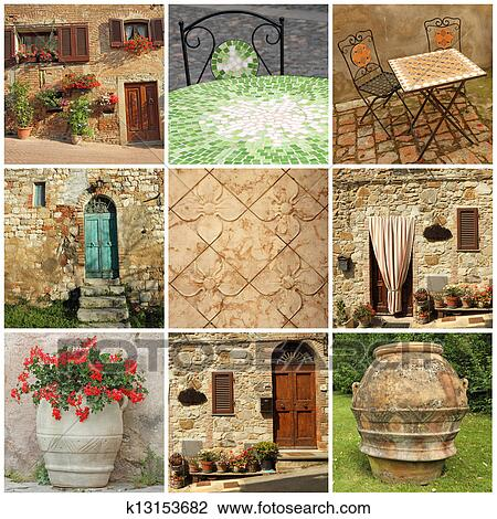 tuscan lifestyles Decorate in tuscan style bring the famed italian region to your home with earthy neutrals and sun-baked hues use wrought iron and distressed furniture or wall decor for a tuscan village feel.