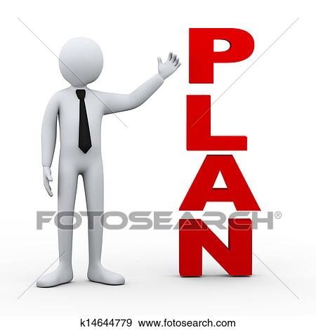 People Plan View Vector