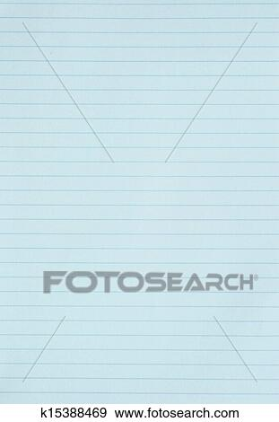 Stock Photograph   Blank Blue Lined Paper Sheet Background Or Textured .  Fotosearch   Search Stock  Line Paper Background