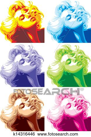 Marilyn monroe Clipart Royalty Free. 31 marilyn monroe clip art ...