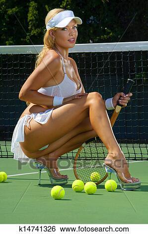 Теннисистки фото сексуальные