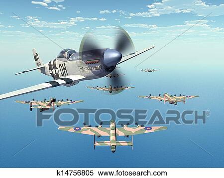 P 51 (航空機)の画像 p1_12