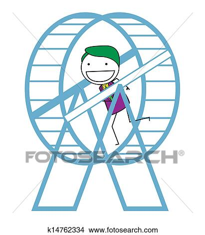 Clipart Hamster Cage Clipart Man Hamster Cage