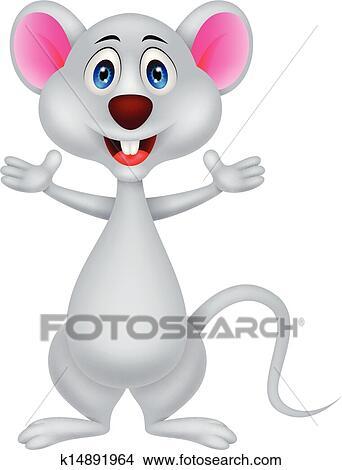 - 有趣, 老鼠