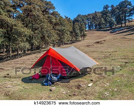 украшение палатки своими руками
