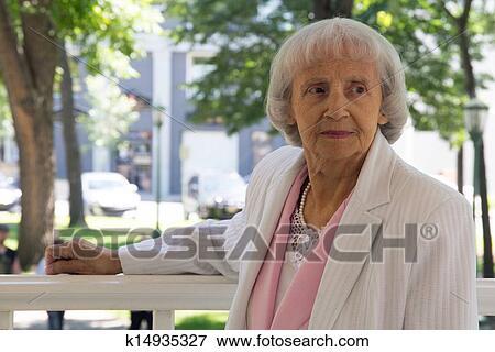 Любительское фото пожилых