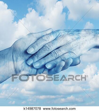 Picture say goodbye fotosearch search stock photos images print