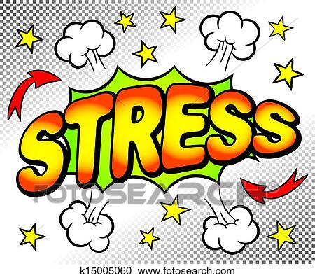 Clip Art Stress Clip Art stress clipart vector graphics 18434 eps clip art effect bubble with stress