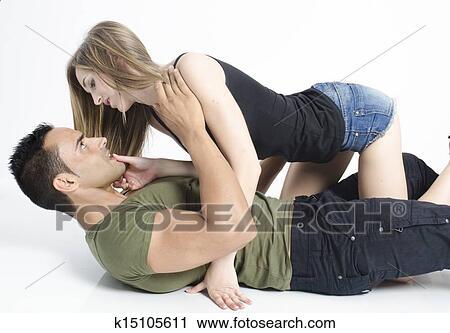 Clip pareja sexo joven