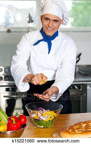 салаты шеф поваров фото